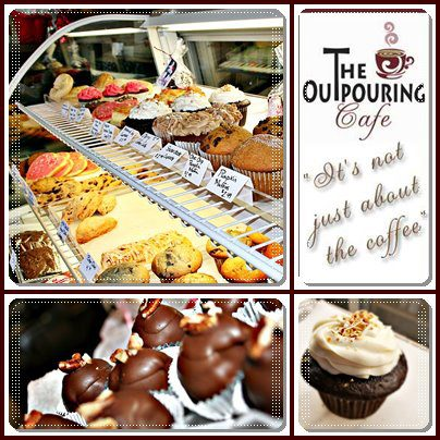 Outpouring Coffee House and Cafe