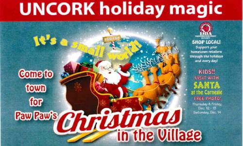 UNCORK Holiday Magic